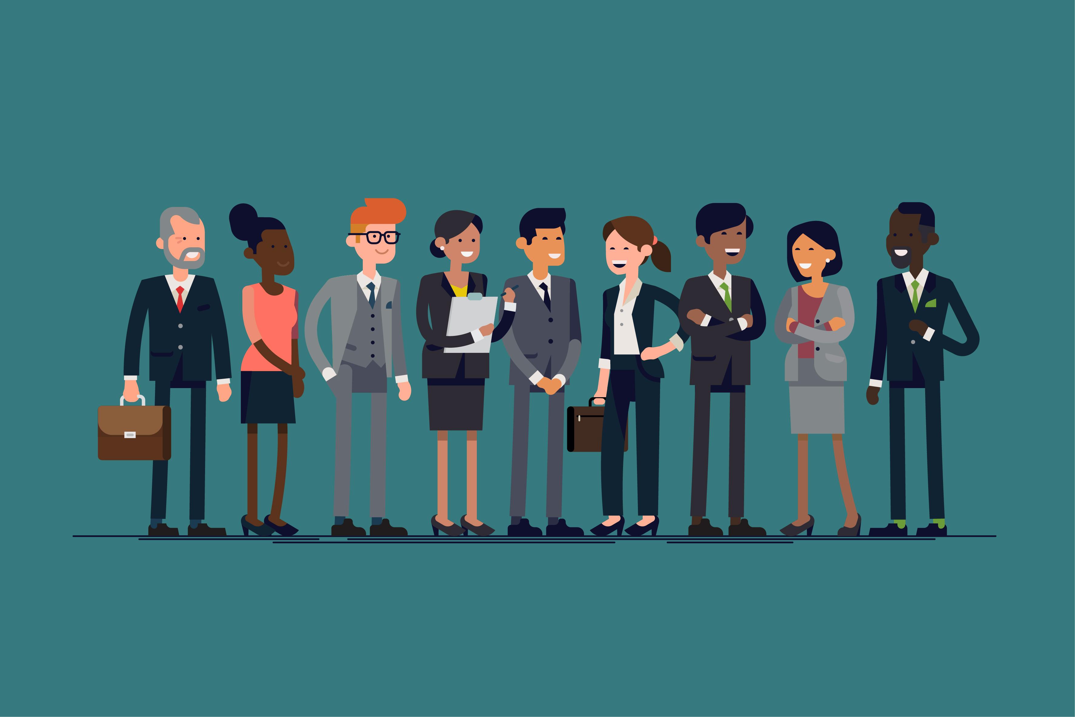 diversidad laboral en las empresas