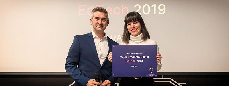 INSERVER vuelve a ser finalista de los Product Hackers Awards