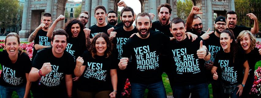 Desde hoy somos Moodle Partner en España